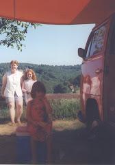 Charlie in France 1995