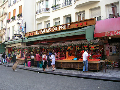 Le Palais Du Fruit - Photo by Mardi Michels