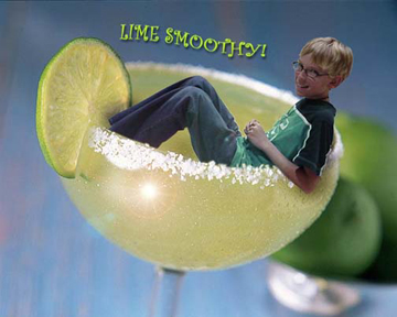 LIME SMOOTHY