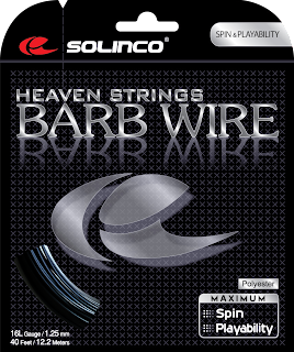 Solinco Barb Wire