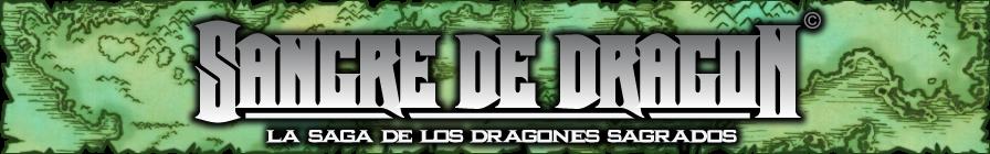 Sangre de Dragon La saga de los dragones sagrados
