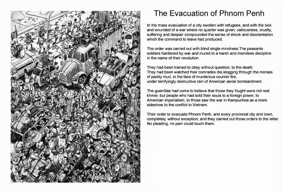 April 17 1975 January 7 1979 No 4 The Evacuation Of Phnom Penh