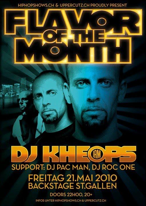 DJ Khéops - Opération Funk 7
