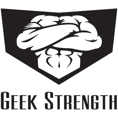 Geek Strength blog