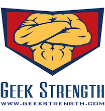 Visit the Geek Strength website!