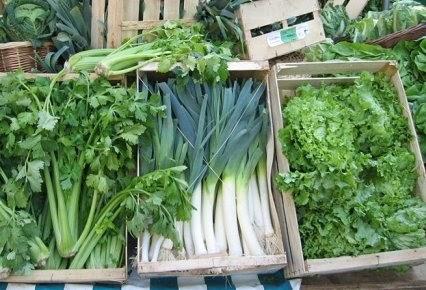 Resultado de imagen de Verduras de hoja verde