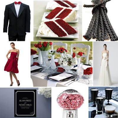 Velvet Dress on Pretty Little Inspiration   Wedding  Black  Red   White