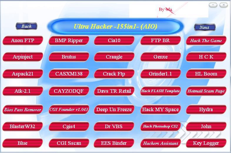 MSN password cracker - Free
