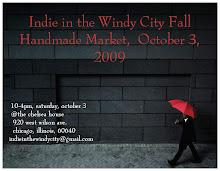 Indie Market Postcard
