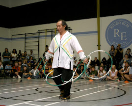 Reading Challenge: Hoop Dance