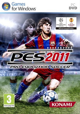 Download Pro Evolution Soccer 2011 RELOADED