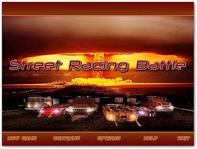 PC Game Street Racing Battle Download Now img