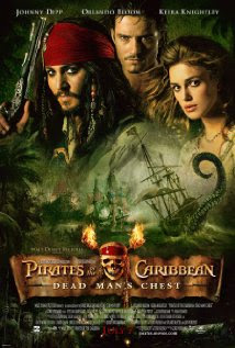 Pirates of the Caribbean: Dead Man's Chest (2006) BluRay 720p