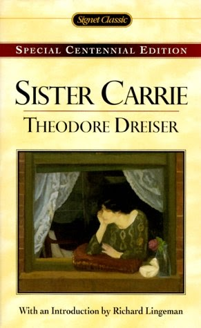 duality of desire dreiser s novel sister The financier the critical edition dreiser's classic business novel, fully restored for the first time first published in 1912, theodore dreiser's third novel, the financier, captures the ruthlessness and sparkle of the gilded age alongside the charismatic amorality of the power brokers and bankers of the mid-nineteenth century.