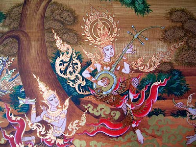 traditional thai arts