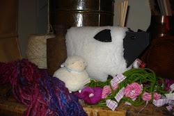 mis lanas y ovejas