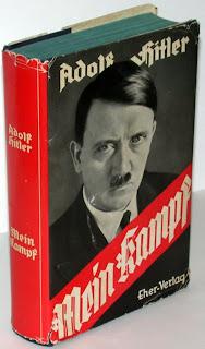 Hitler's Mein Kampf book