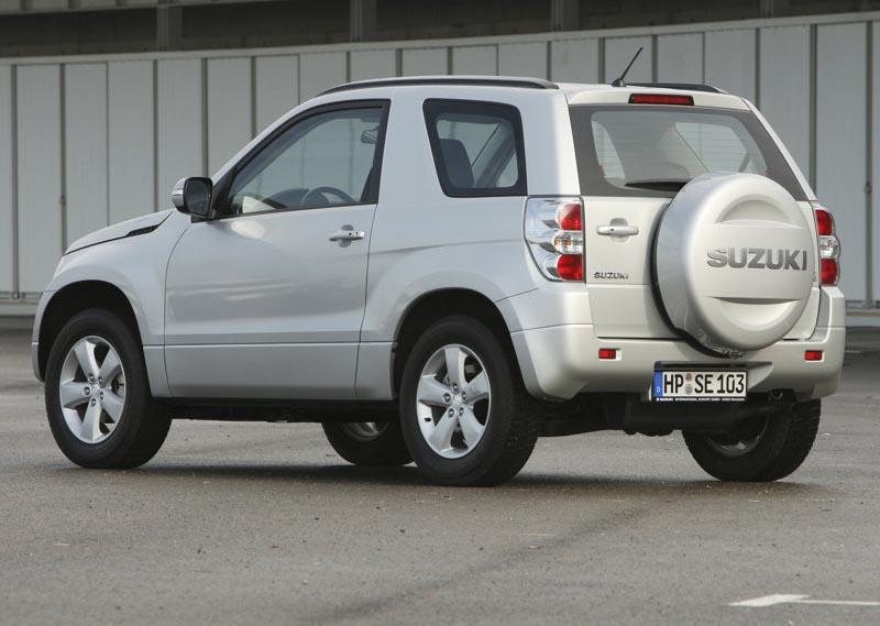 Suzuki Grand Vitara 3 Door 2009