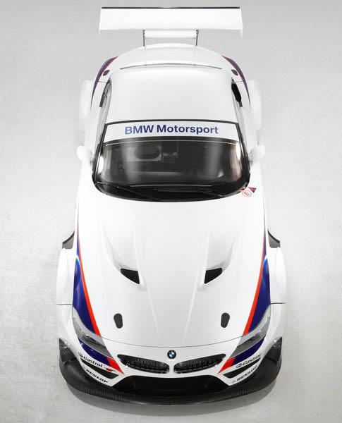 Bmw Z4 Gt3: BMW Z4 GT3, 2010
