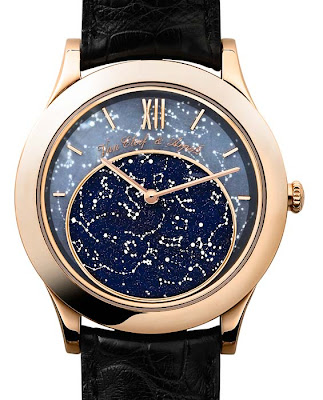 Montre Van Cleef & Arpels Midnight in Paris