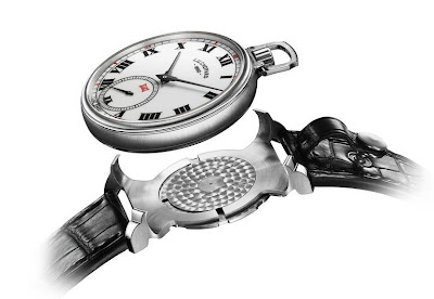 Montre de poche Chopard L.U.C Louis Ulysse The Tribute