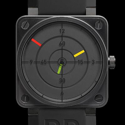 Montre Bell & Ross BR 01-92 Radar