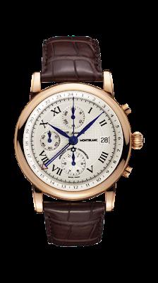 Montre Montblanc Star Chronographe GMT XXXL