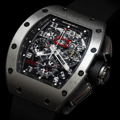 Richard Mille RM011 Flyback chronographe Felipe Massa