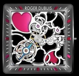 Calibre Roger Dubuis RD 88-SQ