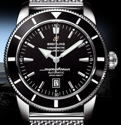 Montre Breitling Superocean Heritage 46mm