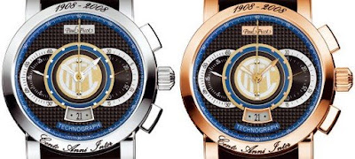 Montre Paul Picot Technograph Inter de Milan