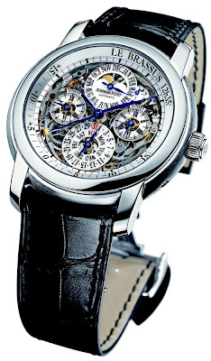 Montre Audemars Piguet Equation du Temps squelette Jules Audemars