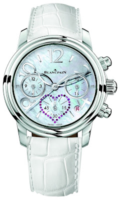 Montre Blancpain Chronographe Flyback Saint-Valentin 2009