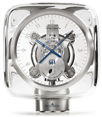 Jaeger Lecoultre Pendule Atmos 561 by Marc Newson