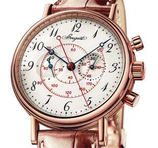 Montre Breguet Chronographe Classique référence 5247 BR 29 9V6