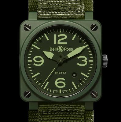 Montre Bell & Ross BR 03-92 Military Ceramic
