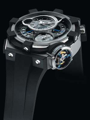 Montre Concord C1 Tourbillon Gravity