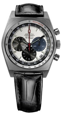 Montre Zenith New vintage 1969 Chronograph El Primero