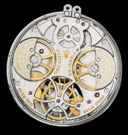 Mouvement Roger Dubuis RD 08 Micro Rotor