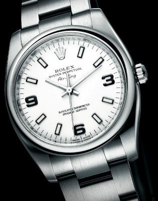 Montre Rolex Air-King référence 114200