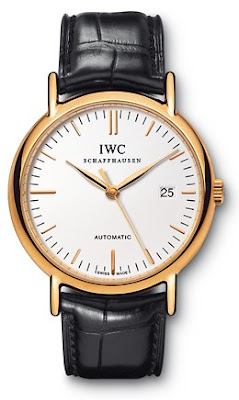 Montre IWC Portofino Automatic Or Rose