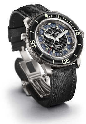 Montre Blancpain 500 Fathoms Only Watch 09