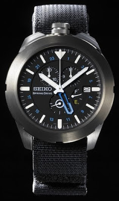Montre Seiko Spring Drive Spacewalk