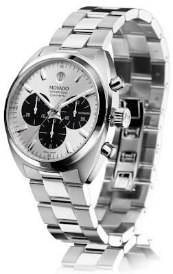 Montre Movado Series 800 Datron Chronographe