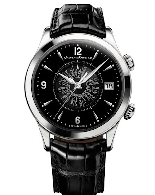Montre Jaeger-LeCoultre Master Memovox International référence 1418471