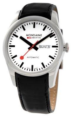 Montre Mondaine Retro Automatic référence A135.30345.11SBB