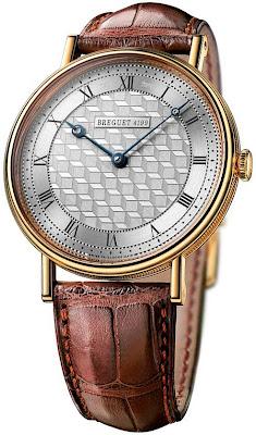 Montre Breguet Classique Art Déco référence 5967BA/11/9W6