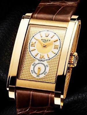 Montre Rolex Cellini Prince or jaune référence 5440/8