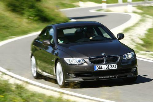 BMW Alpina B3 Touring