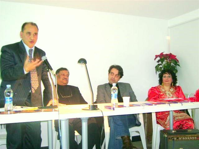 """La presentazione del libro """"Storie dell'India""""26 gennaio 2006 Savona"""